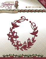 Christmas Greetings Collection ADD10067 Amy Design Dies SHOOTING STAR