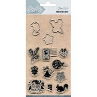 Card Deco Essentials Embossing-Stempelkissen Farblos