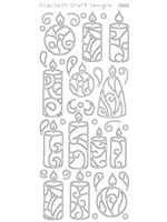 Elizabeth Craft Design Peel Off Stickers