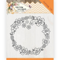 Crafts-Too//CTFD3053//C6//Embossing //Folder//Flowers Petals Background